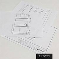 Planejamento De Reforma Em Sala Comercial - 1